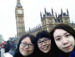 Selina Kwok, Katie Lam and Peggy Li